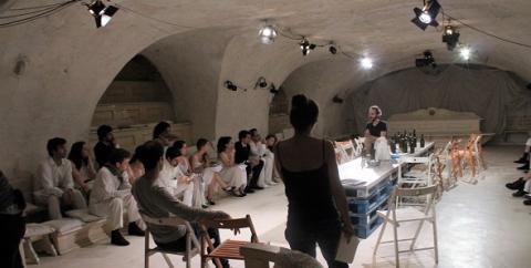 ammissioni al corso per registi e dramaturg dell'Accademia Cassiopea